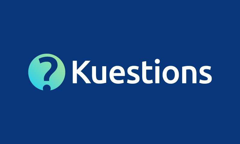 Kuestions - Support brand name for sale