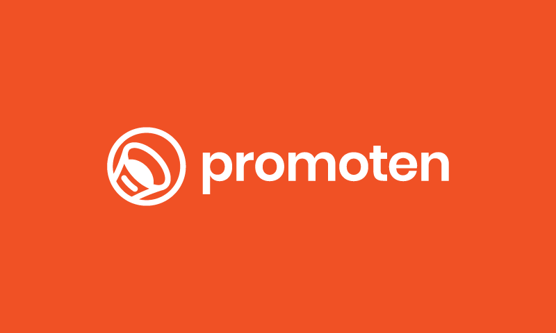 Promoten - Business company name for sale