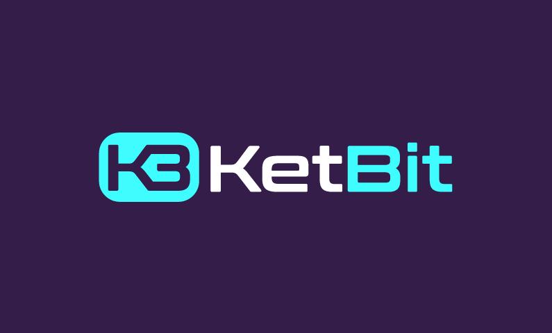 KetBit logo