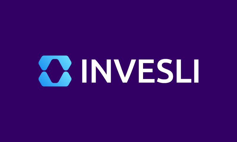 Invesli - Investment brand name for sale