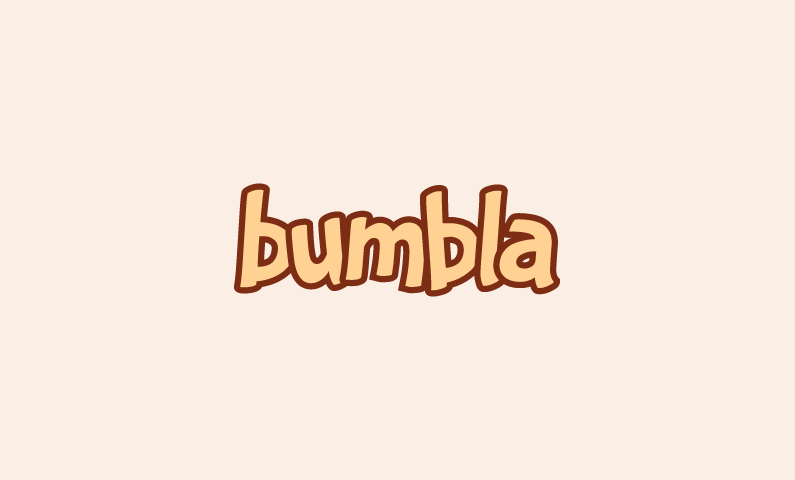 Bumbla - Photography startup name for sale