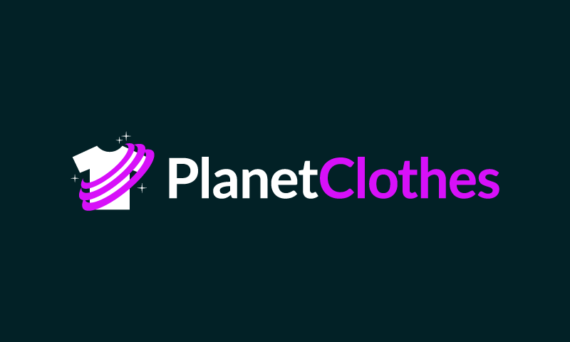 Planetclothes - Beauty company name for sale