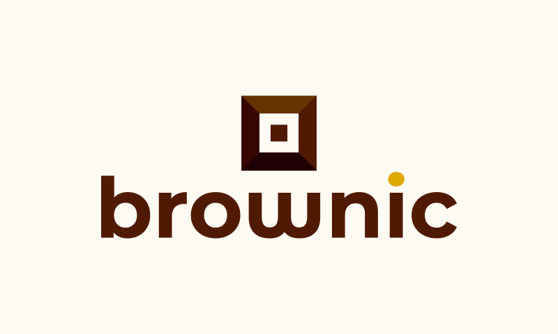 Brownic - Photography business name for sale