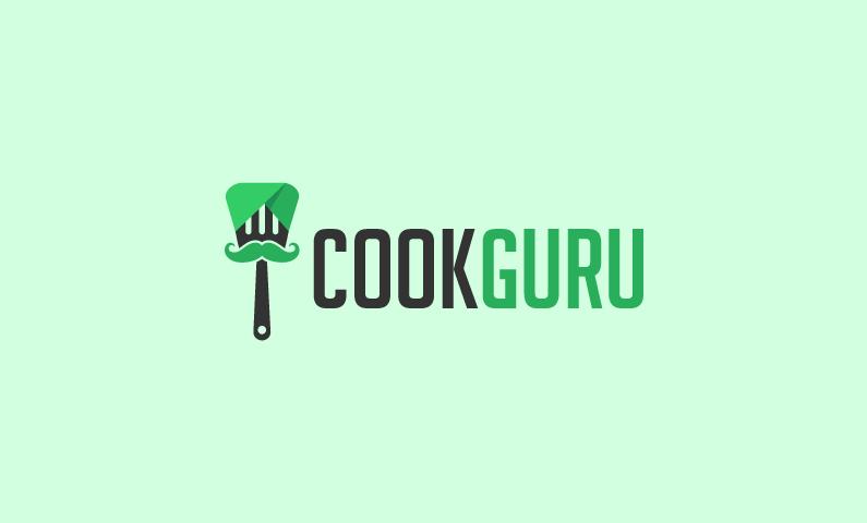 Cookguru - Cooking brand name for sale