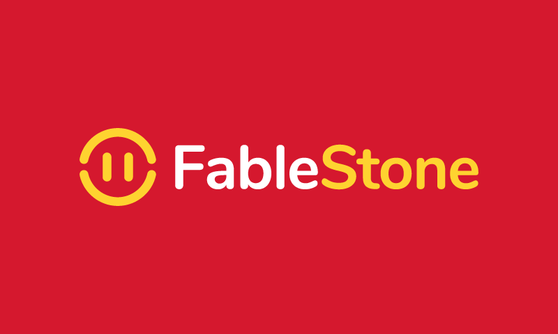 Fablestone - E-commerce brand name for sale