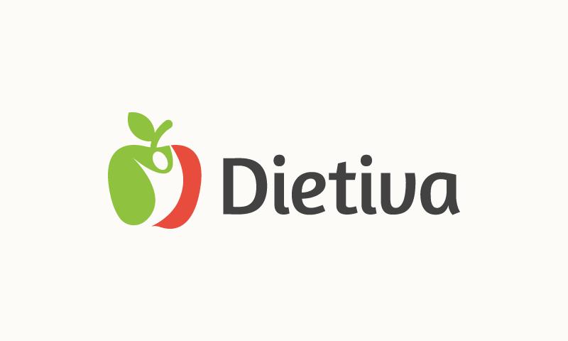 Dietiva - Nutrition domain name for sale