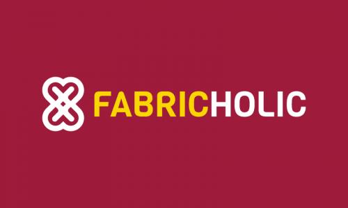 Fabricholic - Fashion business name for sale