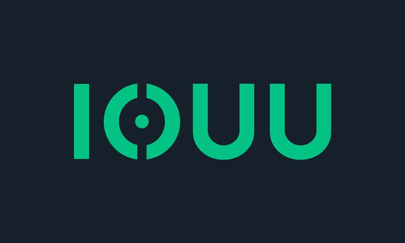 Iouu - Business company name for sale