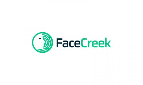 Facecreek - AI domain name for sale