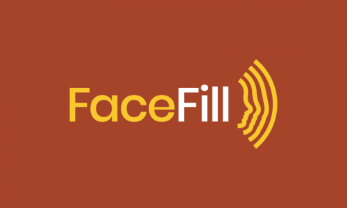 Facefill - Media domain name for sale