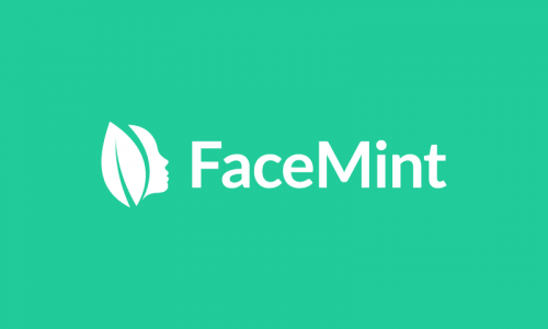 Facemint - Fashion business name for sale
