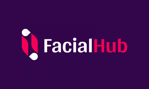 Facialhub - Technology product name for sale