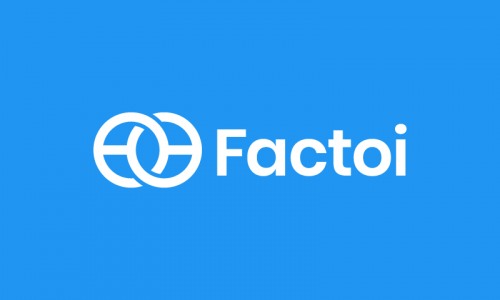 Factoi - Retail product name for sale