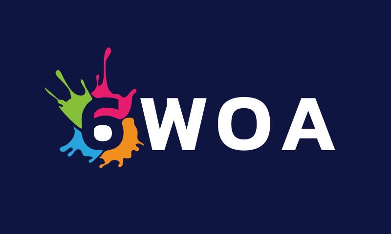 6woa - Art startup name for sale