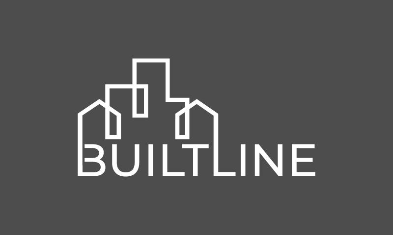 Builtline - Architecture domain name for sale