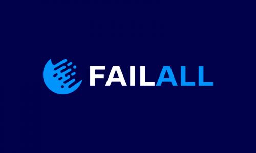 Failall - AI business name for sale