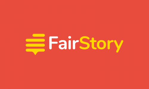 Fairstory - Writing brand name for sale
