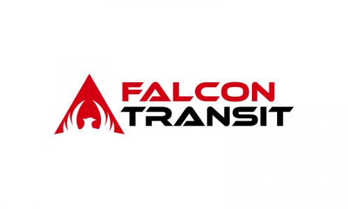 Falcontransit - Transport startup name for sale
