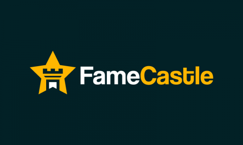 Famecastle - Advertising brand name for sale