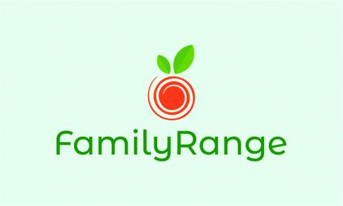 Familyrange - Retail domain name for sale