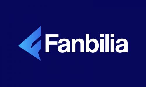 Fanbilia - Business domain name for sale