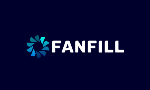 Fanfill - Marketing company name for sale