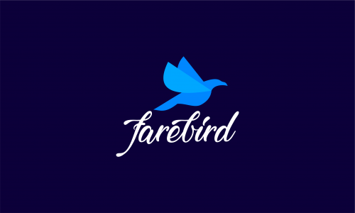Farebird - Aerospace brand name for sale