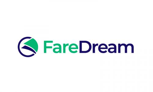 Faredream - Business domain name for sale