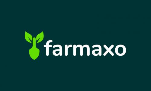Farmaxo - Nutrition domain name for sale