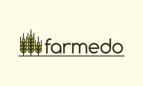 Farmedo - Agriculture company name for sale
