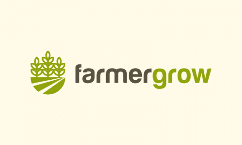 Farmergrow - Farming startup name for sale