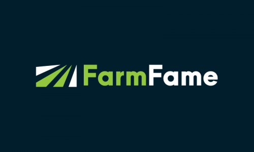 Farmfame - Agriculture company name for sale