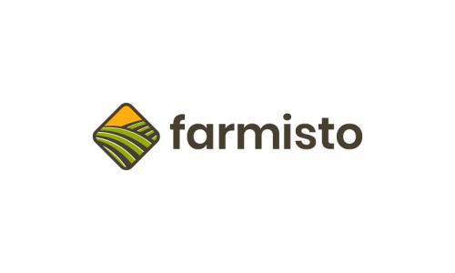 Farmisto - Agriculture business name for sale