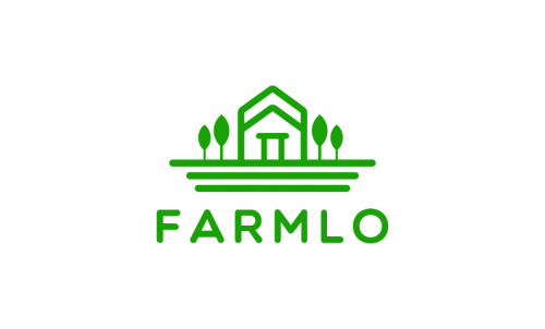 Farmlo - Farming startup name for sale