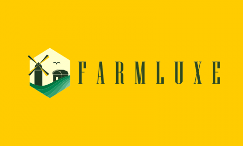 Farmluxe - Agriculture company name for sale