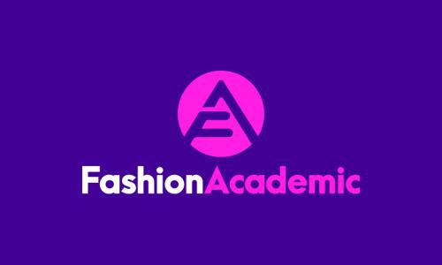 Fashionacademic - Fashion domain name for sale