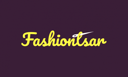 Fashiontsar - Fashion business name for sale