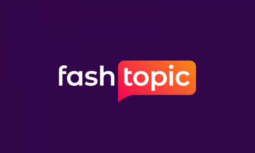 Fashtopic - Beauty domain name for sale