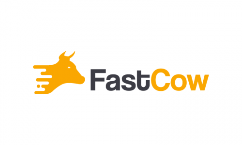 Fastcow - Business startup name for sale