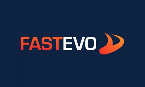 Fastevo - Environmentally-friendly brand name for sale