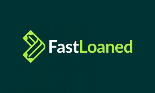 Fastloaned - Finance startup name for sale