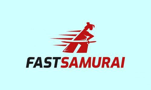 Fastsamurai - Technology company name for sale