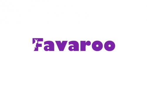 Favaroo - Real estate company name for sale
