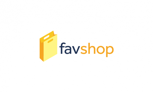 Favshop - Retail domain name for sale