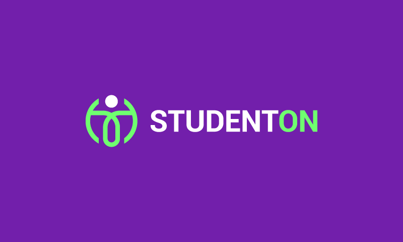 Studenton - E-learning startup name for sale