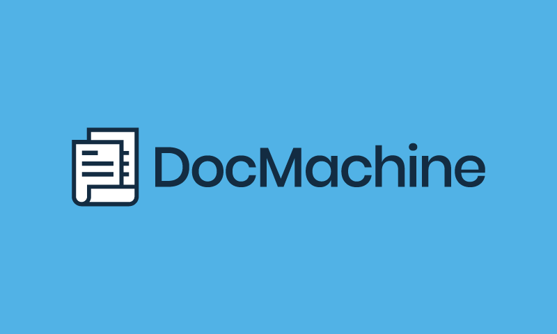 Docmachine - Legal company name for sale