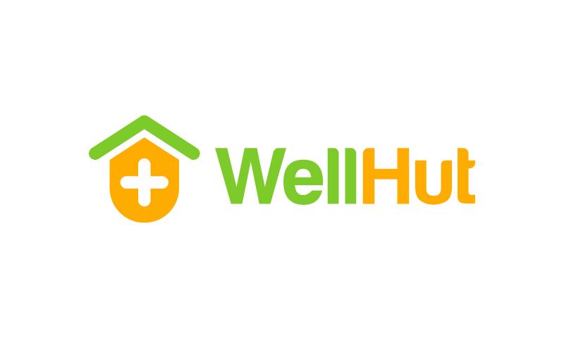 Wellhut - Health company name for sale