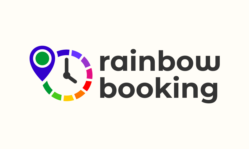 Rainbowbooking - Retail product name for sale