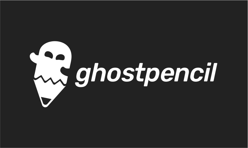 Ghostpencil - Marketing brand name for sale