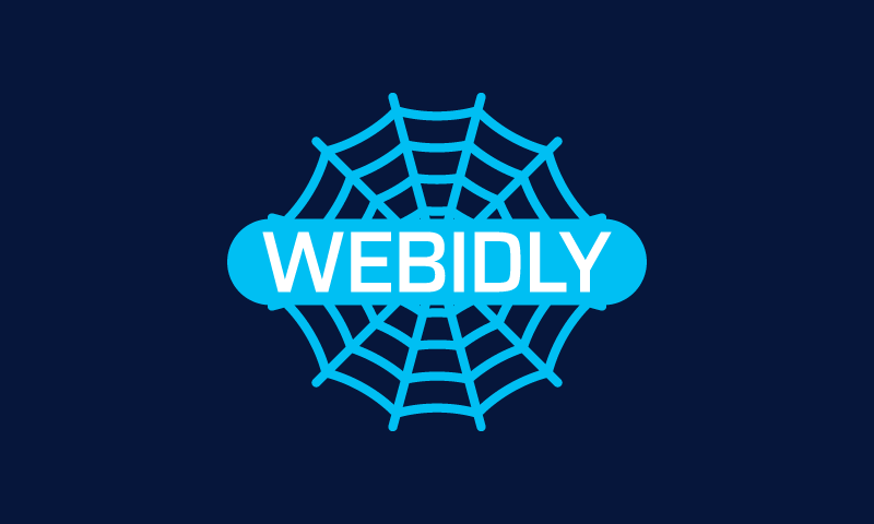 Webidly - Internet business name for sale